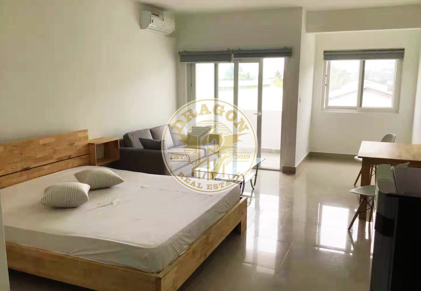 Hidden Gem Studio in Sihanoukville for Rent