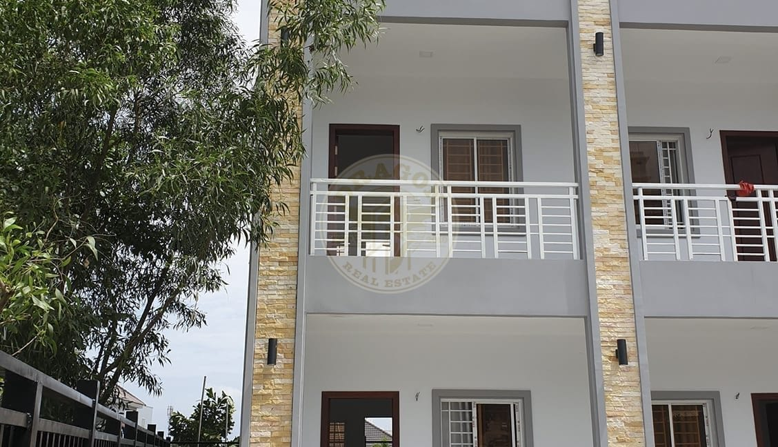 Guest House in Sihanoukville for Rent. Sihanoukville Real Estate.