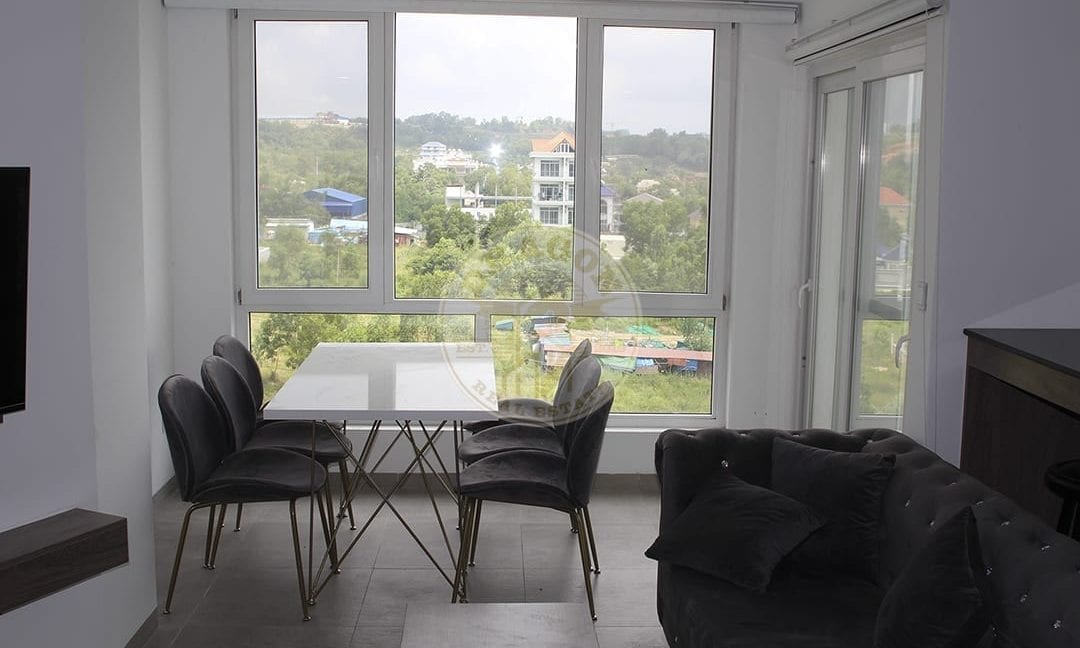 Quiet, Clean and Peaceful Apartment for Rent. Sihanoukville Property