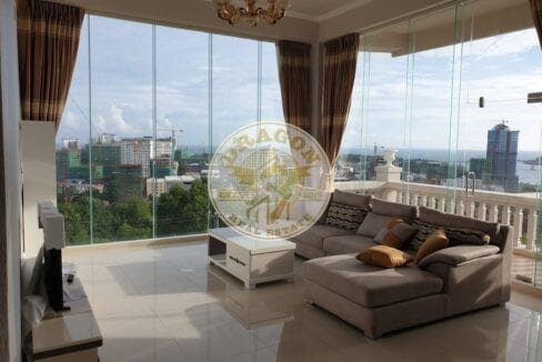 Super Luxurious two Bedroom in Sihanoukville for Rent