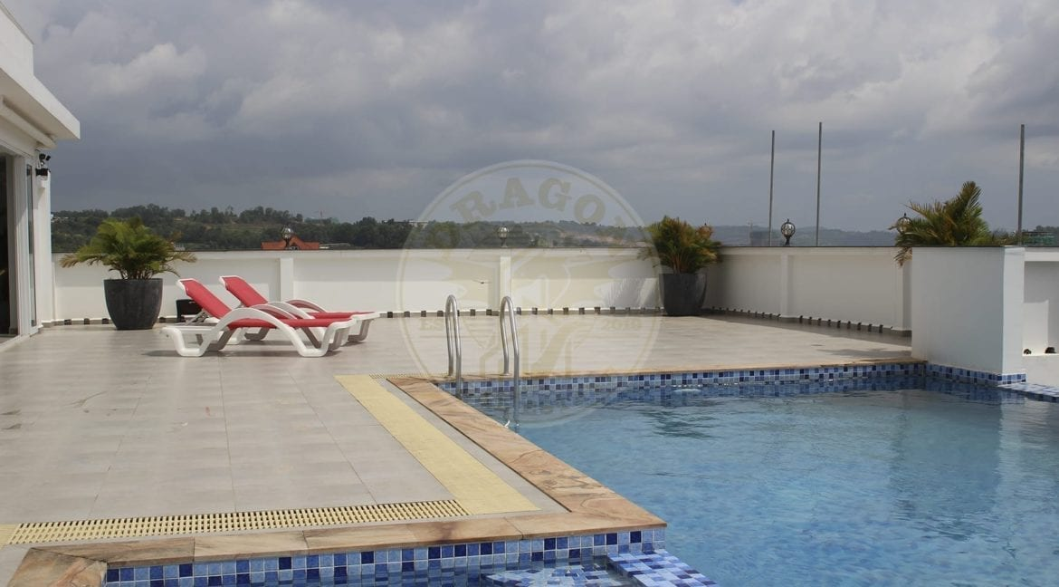 Unique and very Upscale Apartment in Sihanoukville. Sihanoukville Real Estate