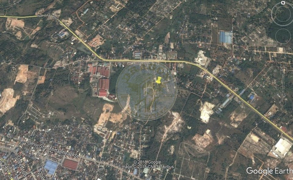 Land for Sale Best for Business or House. Sihanoukville Cambodia Property Sale
