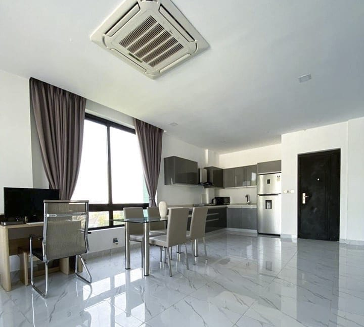 Pleasing Place Apartment. Sihanoukville Cambodia Property Sale