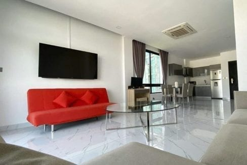 Pleasing Place Apartment. Sihanoukville Real Estate