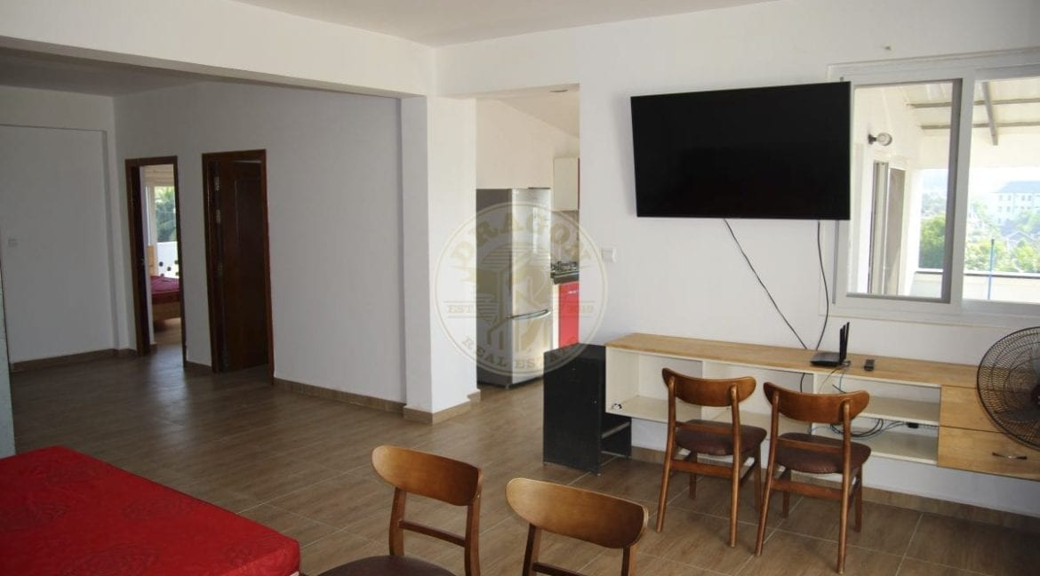 Pent House for Rent for only 700 Per Month. Sihanoukville Property