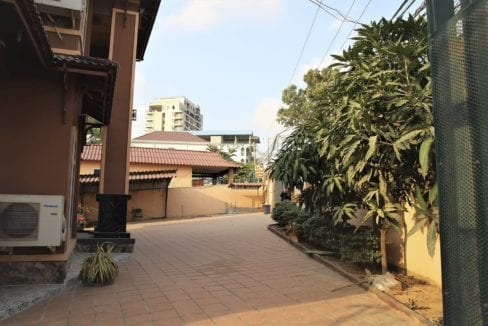 Wonderful Villa with 6 Bedrooms for rent in Sihanoukville. Sihanoukville Monthly Rental