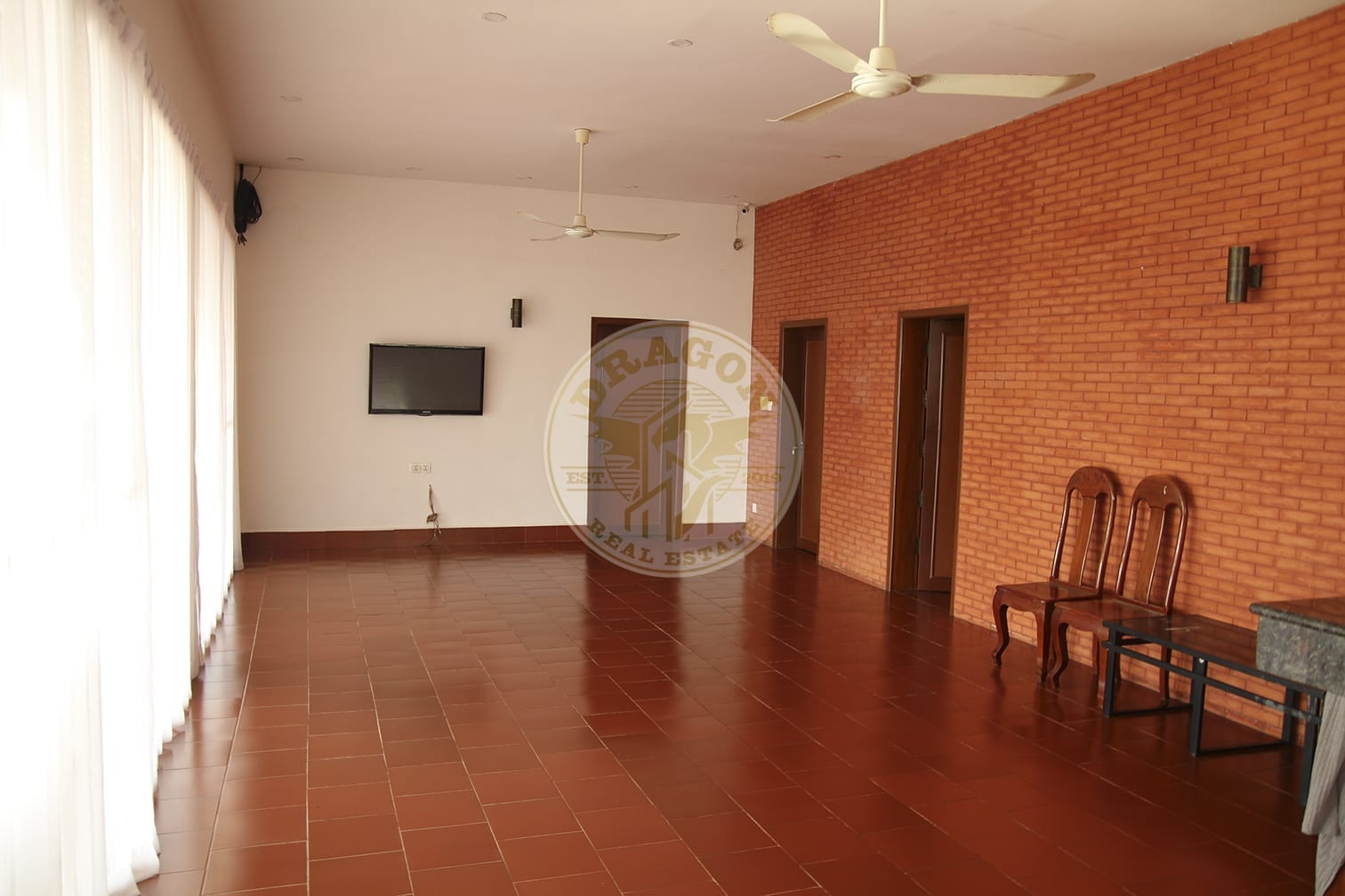 Villa 350m2 for Rent. Rooms for Rent in Sihanoukville Cambodia