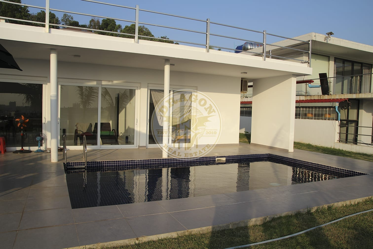 Villa 200m2 for Rent. Real Estate in Sihanoukville
