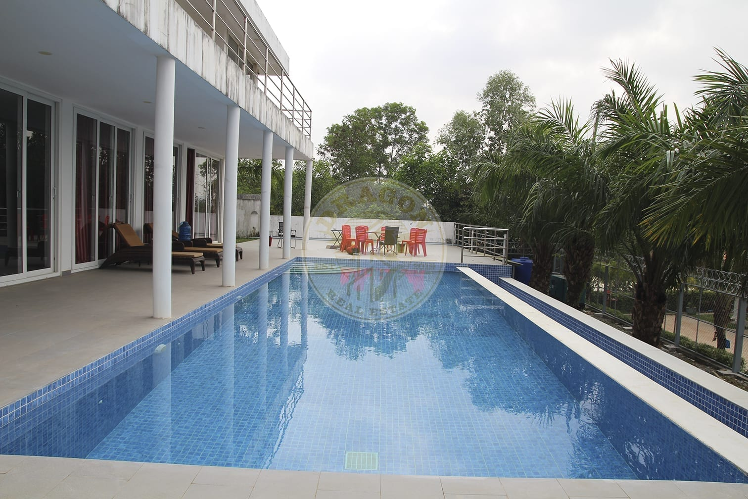 Villa with 6 Bedrooms and Bathroom. Sihanoukville Cambodia Property Sale