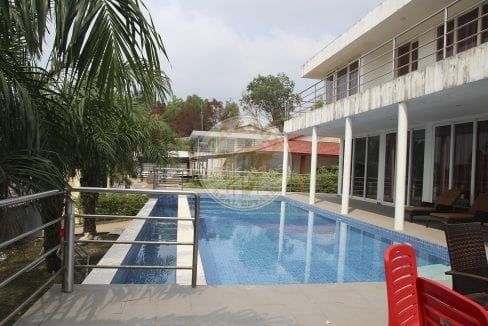 Villa with 6 Bedrooms and Bathroom. Sihanoukville Monthly Rental