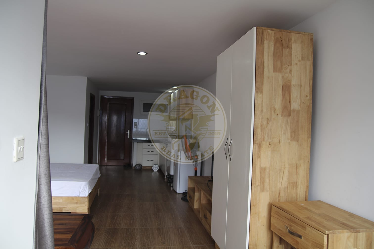 Modern Conveniences & Entertainment! Studio for Rent. Sihanoukville Monthly Rental
