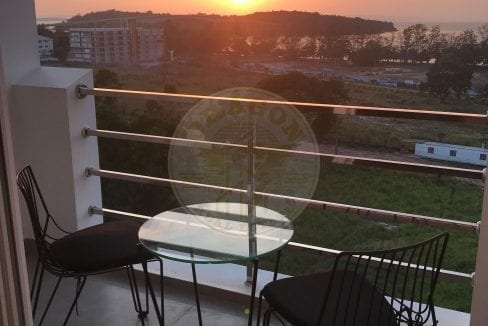 Beautiful Fully Furnished Two Rooms Apartment with Fantastic View. Dragon Real Estate