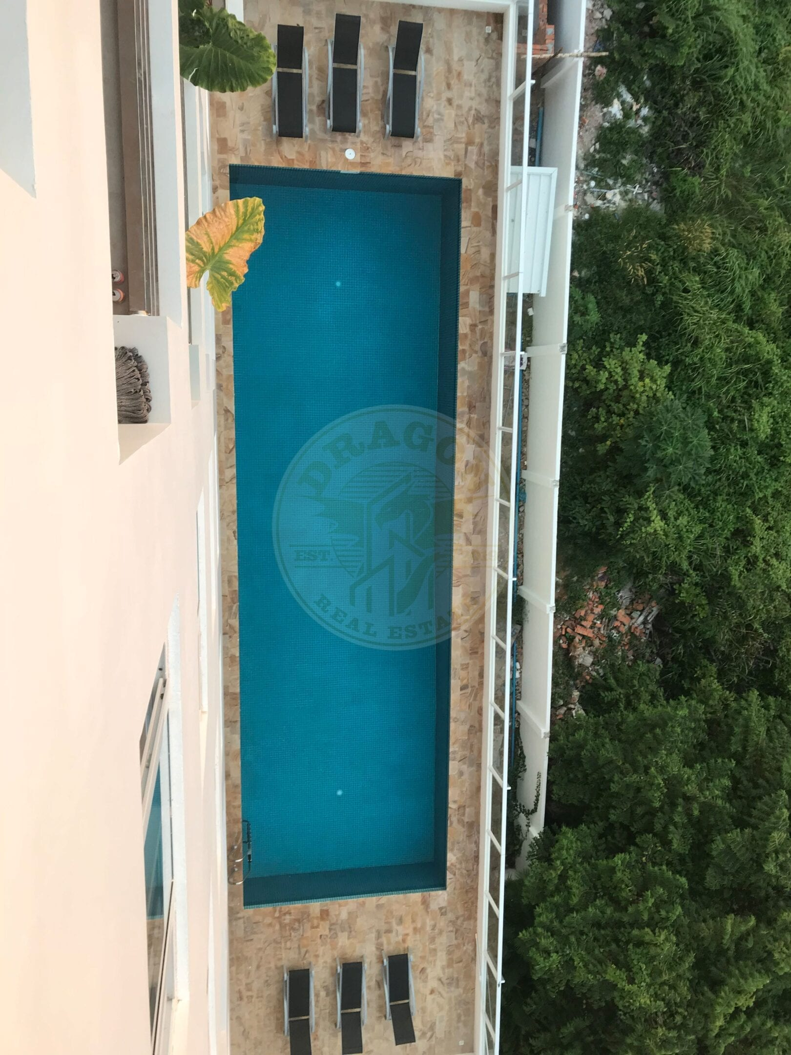 Beautiful Fully Furnished Two Rooms Apartment with Fantastic View. Sihanoukville Property