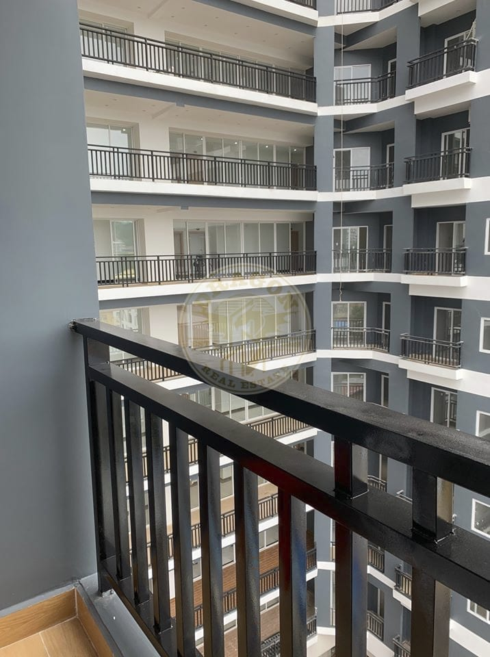 New High Floor Casino Apartment. Sihanoukville Real Estate