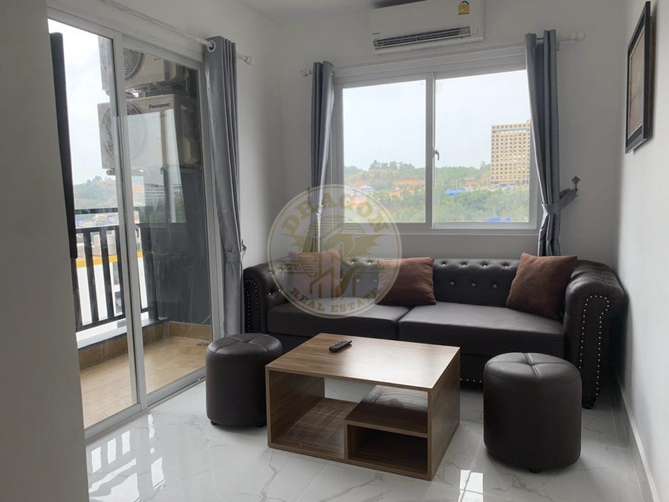 New High Floor Casino Apartment. Sihanoukville Cambodia Property Sale