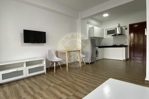 Supreme Residences for a Modern Lifestyle. Studio for Rent in Sihanoukville. Real Estate in Sihanoukville