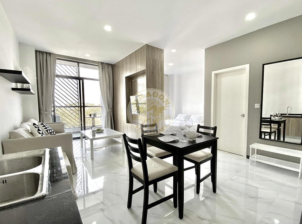 New Luxury Full Serviced Apartment for Rent in Phnom Penh. Rooms for Rent in Phnom Penh Cambodia