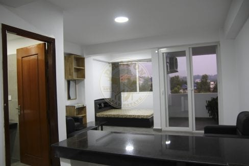 Spectacular Views in Every Direction Studio for Rent. Sihanoukville Real Estate