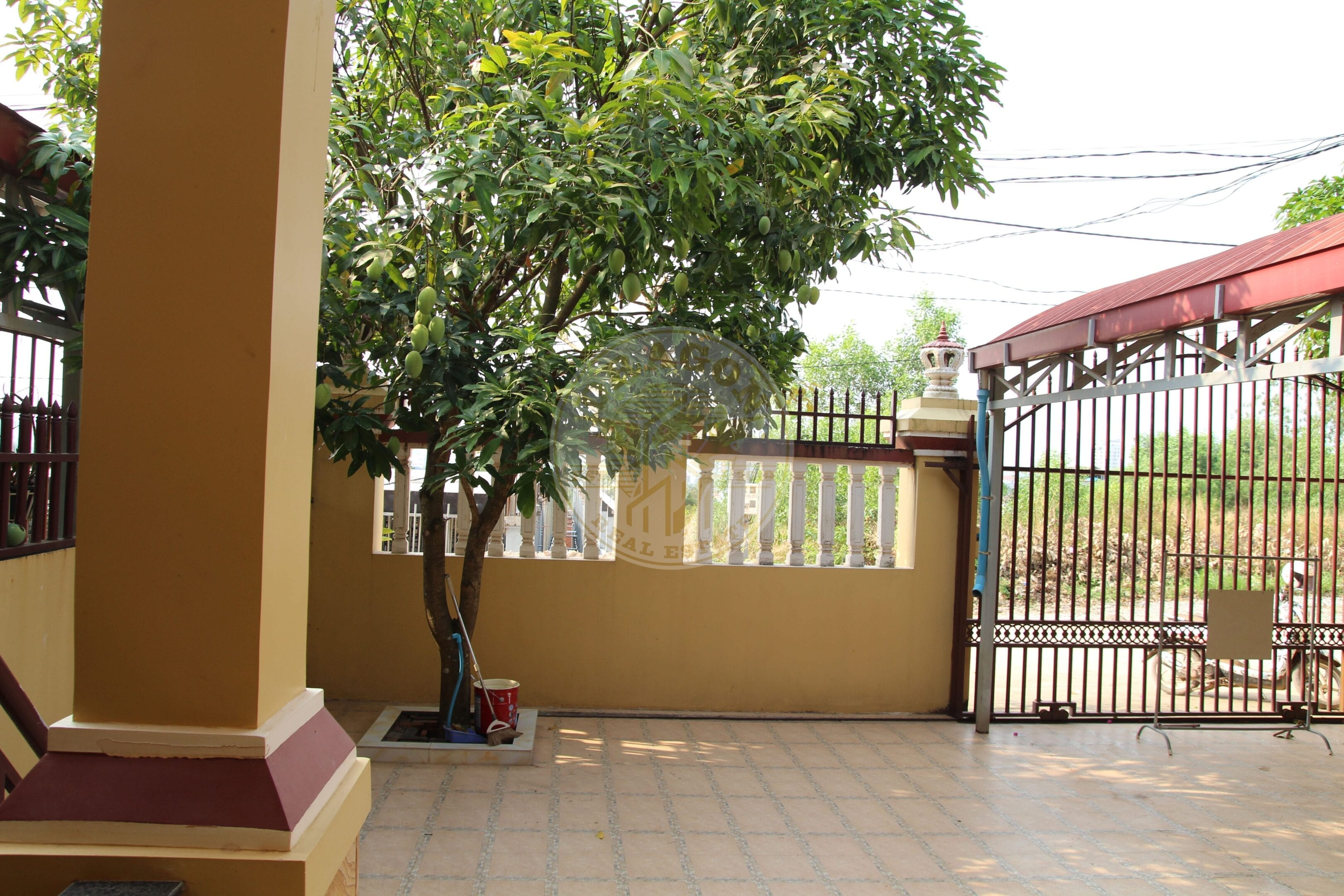 Bright and Spacious Villa. Sihanoukville Cambodia Property Sale