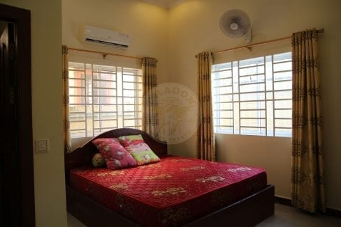 Spacious Modern Living! Villa for Rent. Rooms for Rent in Sihanoukville Cambodia
