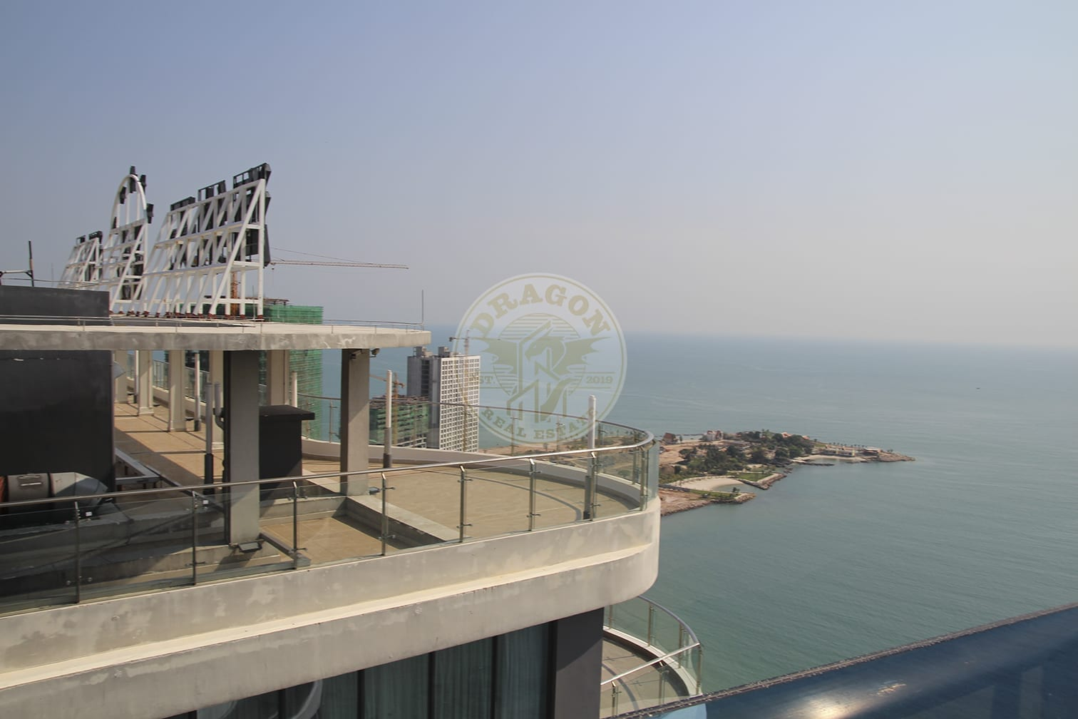 Blue Bay Penthouse. Rooms for Rent in Sihanoukville Cambodia