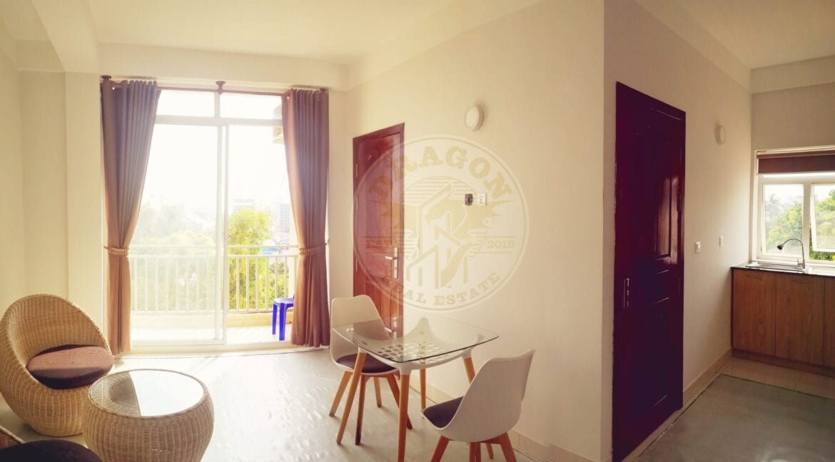 Charming Apartment with Great Amenities. Real Estate Sihanoukville
