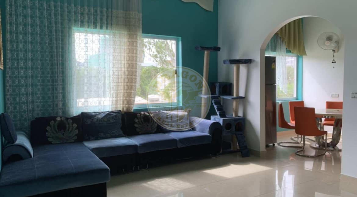 Luxury Apartment with Two bedrooms and Two bathrooms. Sihanoukville Real Estate