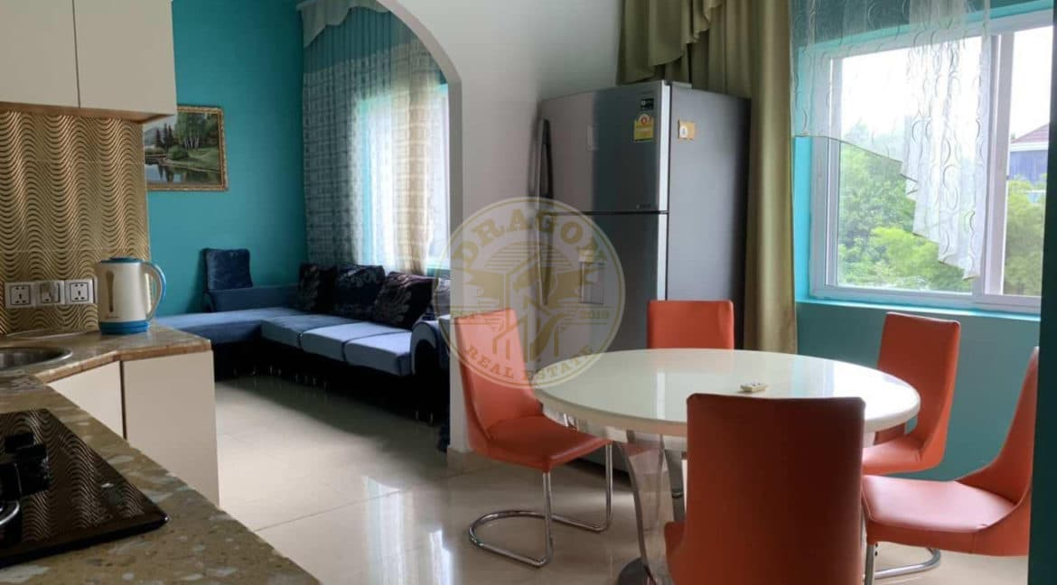 Luxury Apartment with Two bedrooms and Two bathrooms. Dragon Real Estate