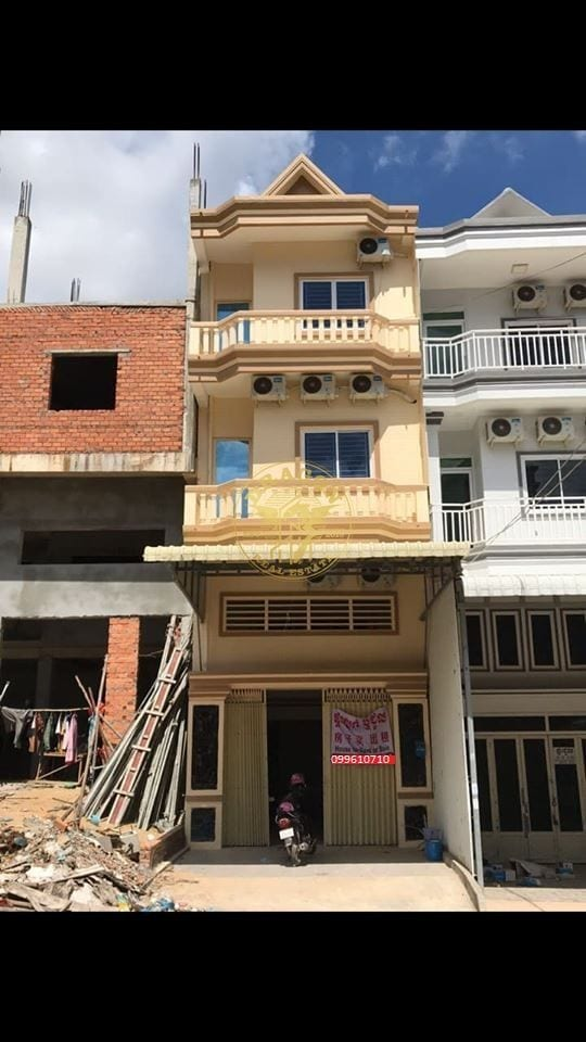Simple House For Rent In Sihanoukville