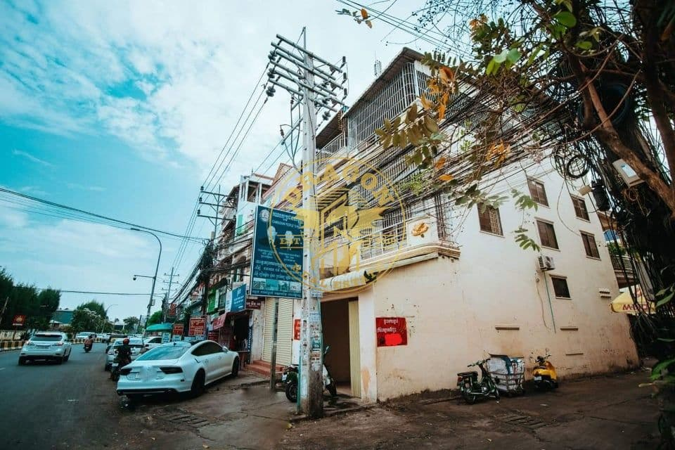 Phnom Penh Comercial For Rent And Sale