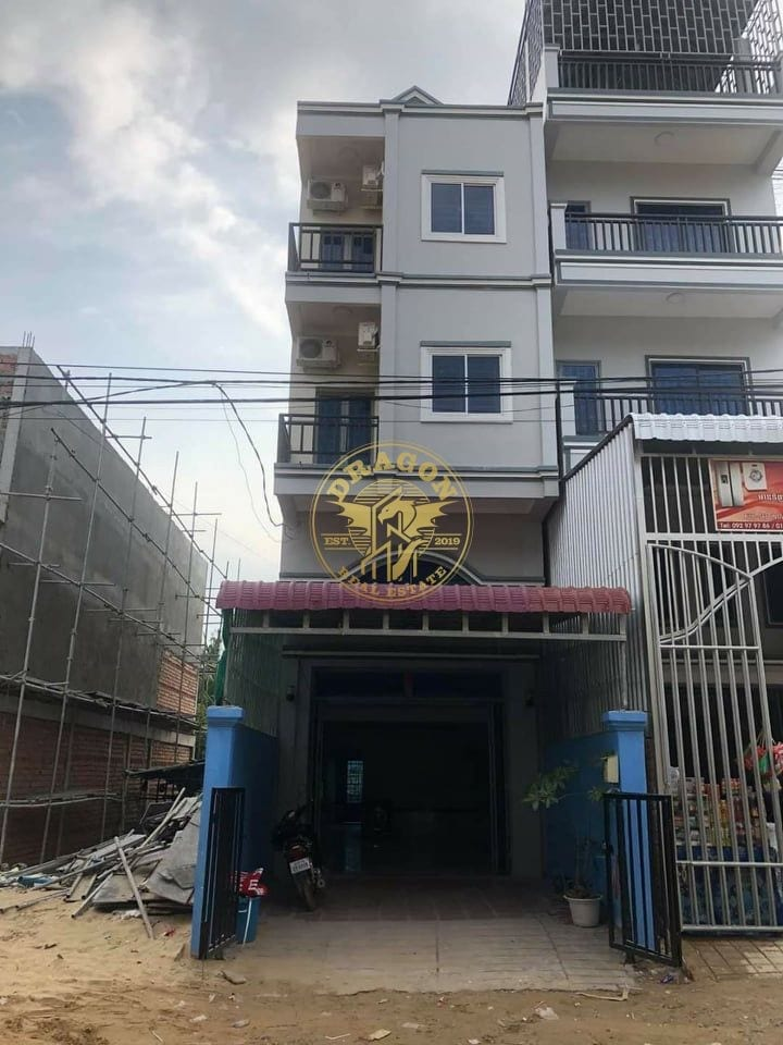Awesome House For Rent In Sihanoukville