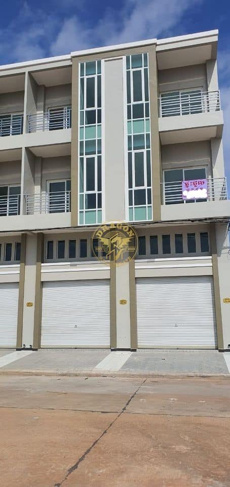 2 House for Rent In Sihanoukville