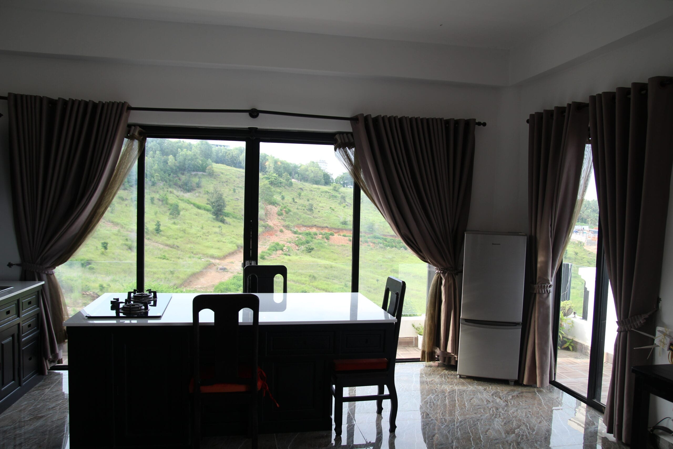 Wow view studio for rent in Sihanoukville