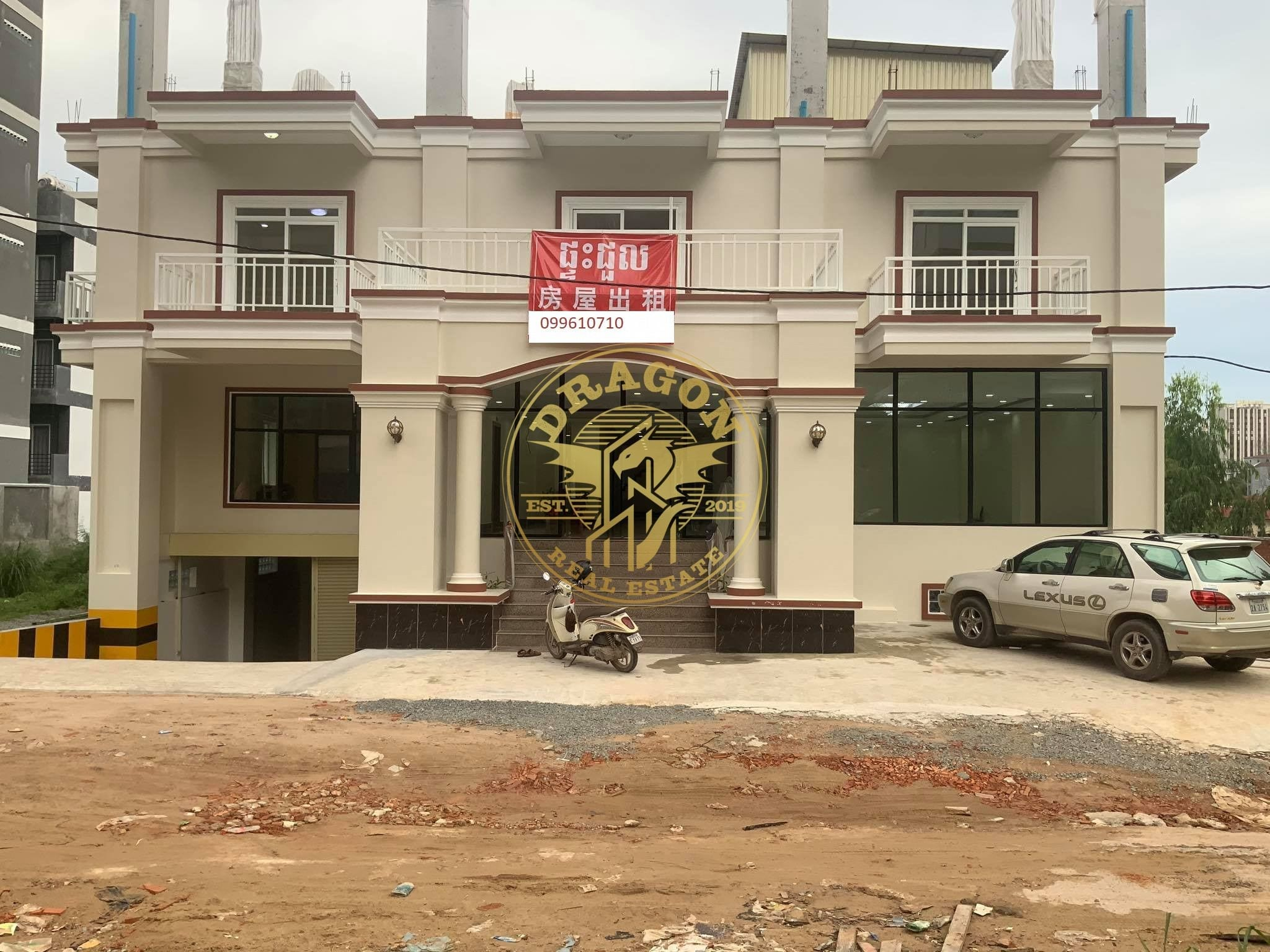 Villa For Rent And Sale In Victory Hill