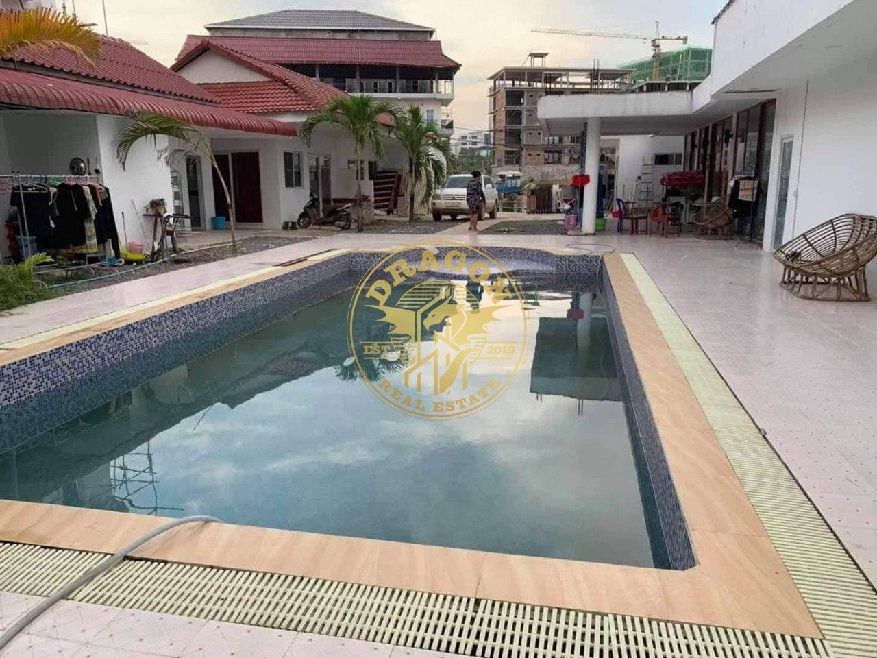 For  Rent And Sale With Swimming Pool
