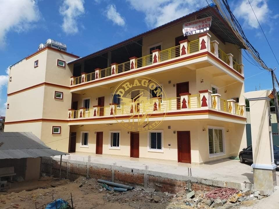 New House Near Sihanoukville Municipality