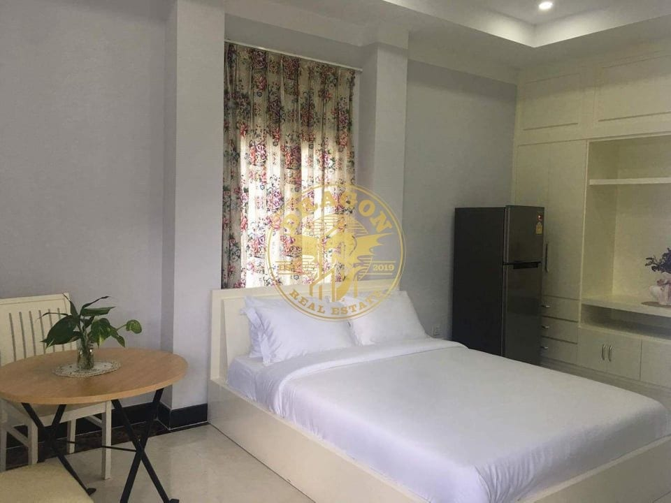 Fully Furnished Apartment In Phnom Penh