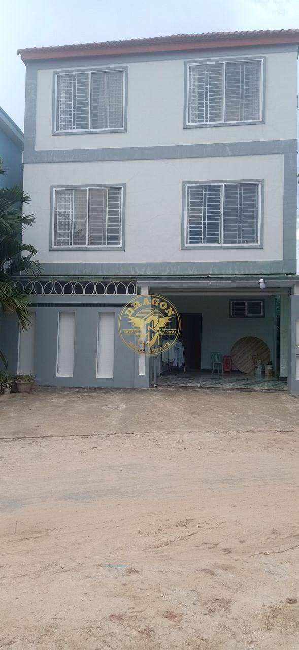 Big House For Rent In Cambodia